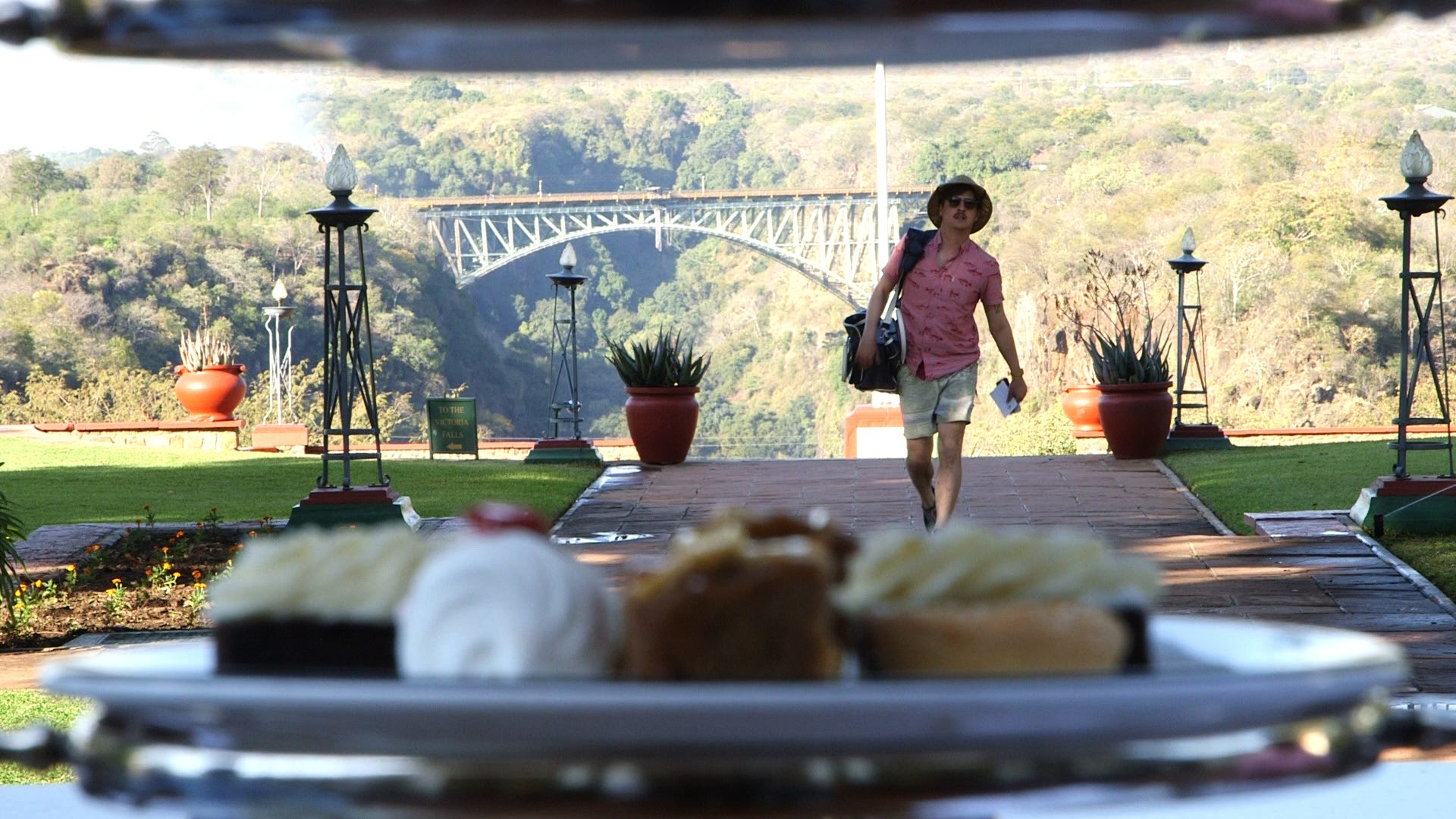 Victoria Falls Hotel Pay 2 Stay 3