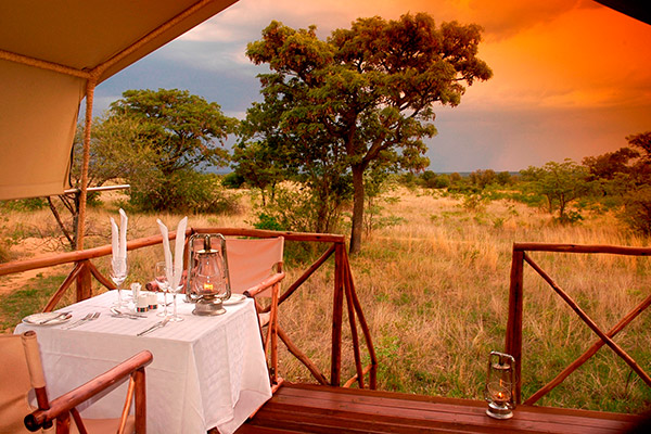 Kwafubesi Tented Safari Camp, Bela Bela